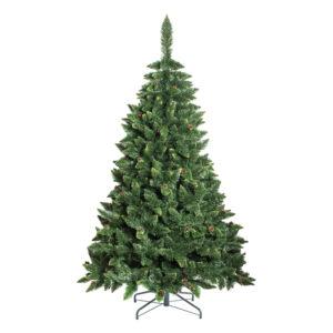 Künstlicher Weihnachtsbaum Kiefer Natur-Grün FairyTrees