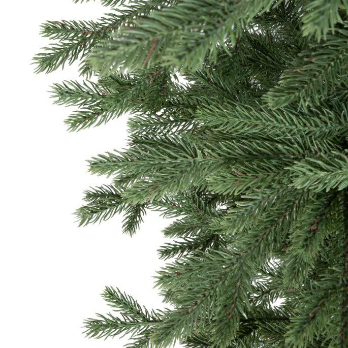Spritzguss Weihnachtsbaum.Kunstlicher Tannenbaum Alpentanne Premium Kunstliche