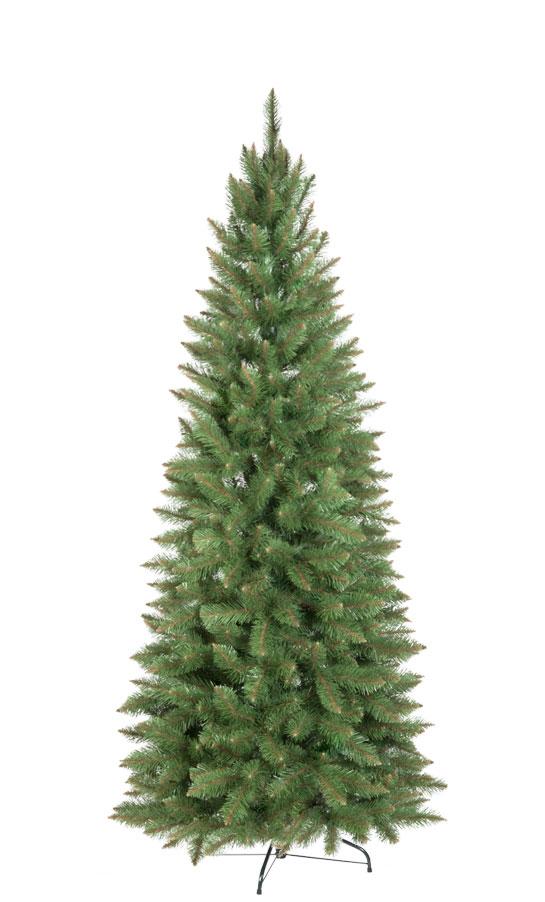 Künstlicher Weihnachtsbaum Wie Echt.Künstlicher Weihnachtsbaum Fichte Natur Slim Künstliche