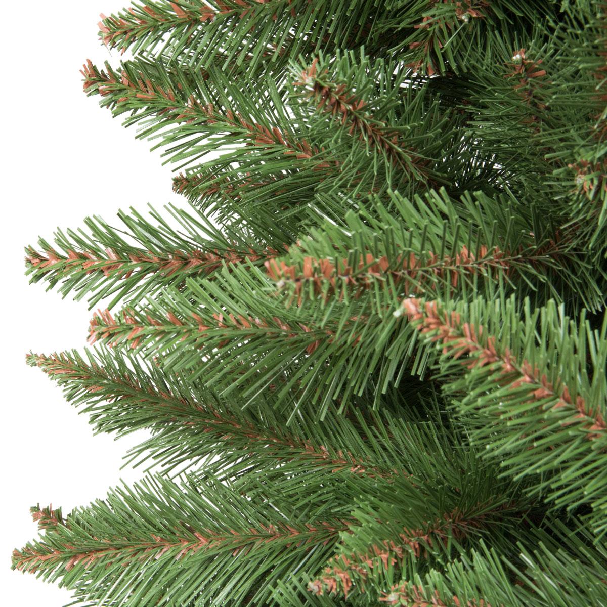 Künstlicher Weihnachtsbaum Fichte Natur Slim