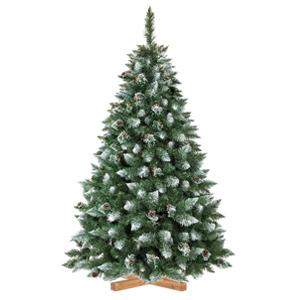 Künstlicher Weihnachtsbaum Kiefer Natur-Weiss Beschneit