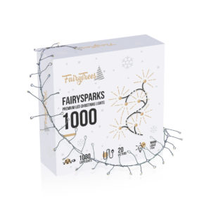 LED Lichterketten FairySparks 1000