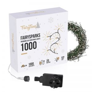 MICRO LED LICHTERKETTEN FAIRYSPARKS 1000