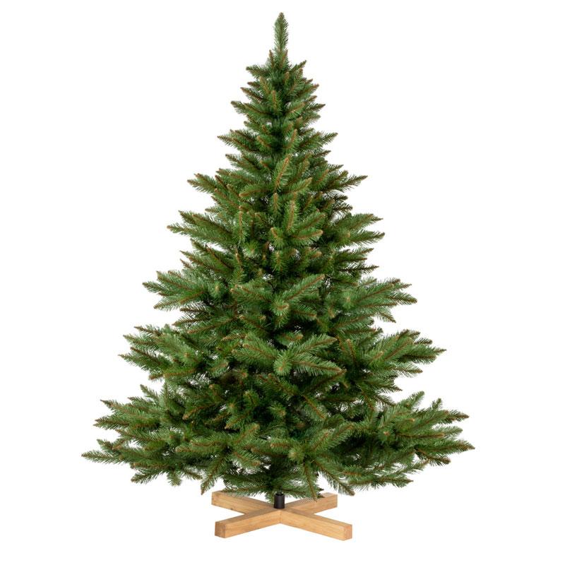 Künstlicher Weihnachtsbaum Wie Echt.Künstlicher Weihnachtsbaum Nordmanntanne Künstliche