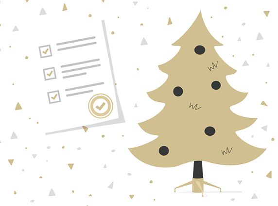 Was sollte ich beim Kauf eines künstlichen Weihnachtsbaumes berücksichtigen?
