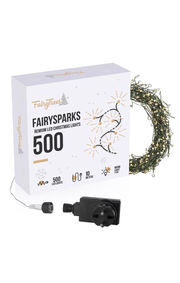 Micro LED Lichterketten FairySparks 500
