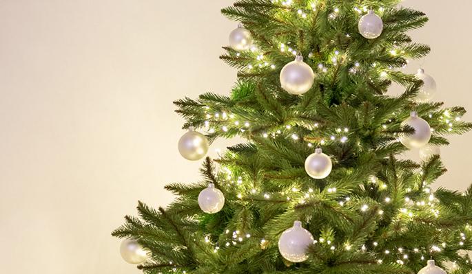 FairyTrees Künstliche Weihnachtsbäume PREMIUM