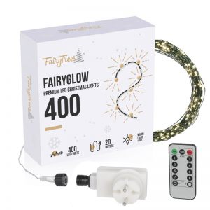 Micro LED Lichterketten FairyGlow 400