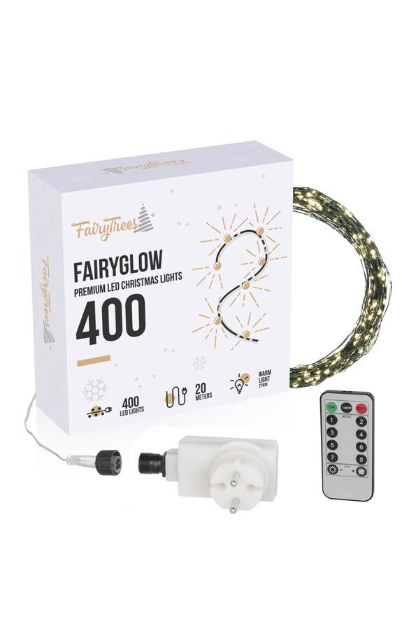 Micro LED Lichterketten FairyGlow 400