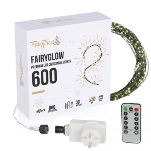 Micro LED Lichterketten FairyGlow 600