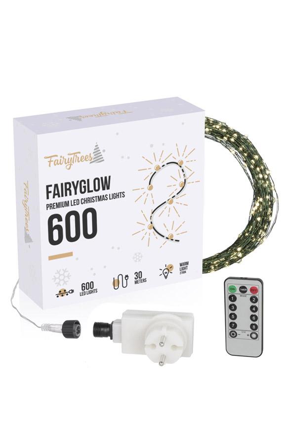 Lichterketten FairyGlow 600 FairyTrees